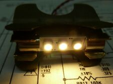 6 X Warm White LED Fuse Lamps for Model 2110 & 2130 Stereophonic Tuner