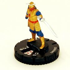 HEROCLIX DC THE FLASH - #010 Samuroid *C*