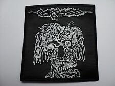 CARCASS     EMBROIDERED PATCH