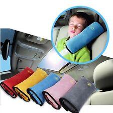 Kid Children Baby Soft Headrest Neck Support Pillow Shoulder Pad for Car Safety