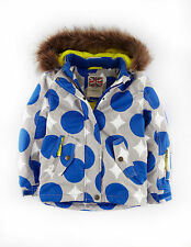 New  MINI BODEN FLEECE LINED Winter SKI SNOW JACKET COAT 4-5 yrs  NEXT GIFT