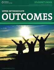 CENGAGE Learning OUTCOMES Upper-Intermediate STUDENT'S BOOK + Online Access @NEW
