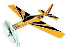 SF-260 Rubber Band Powered Model Light Plane Kit: Lyonaeec Trainer 05004 R4