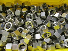 5/8-11 316SS STAINLESS STEEL HEX NUTS LOT OF 10