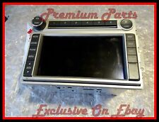 Lincoln MKX Ford Edge Radio GPS Navigation 6 CD Player Stereo THX System OEM