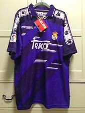 BNWT Kelme 95-96 Real Madrid Away Shirt - XL
