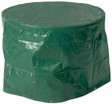 Round Garden Patio Furniture Cover Table Chair Waterproof Shelter Small New