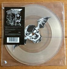 """Avenged Sevenfold - Almost Easy 7"""" Clear Vinyl Picture Disc"""