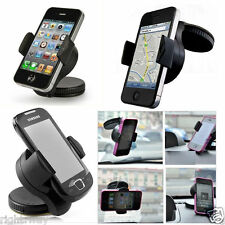 Universal Windshield Car Dashboard Mobile Mount Holder Stand Cradle Phone
