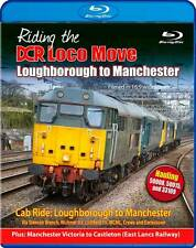 Riding the DCR Loco Move - Part Two - Loughborough to Manchester *Blu-ray