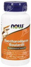 Now Foods, Saccharomyces boulardii, gastrointestinal apoyo-x60vcaps