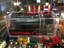 Dimarzio DP384 The Chopper T Black Bridge Humbucker Tele Guitar Pick Up - New!
