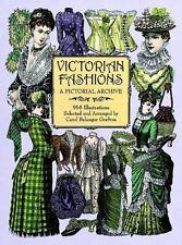 Dover Pictorial Archive: Victorian Fashions A Pictorial Archive, 965 Illustr.s