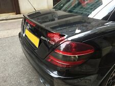Painted MERCEDES BENZ 04-10 R171 SLK AMG type trunk spoiler color-040 Black @US