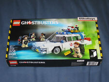 LEGO Ideas 21108 Ghostbusters 30th ECTO-1 Limited Edition New