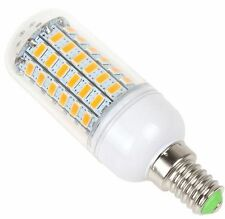 1pcs Universal E14 9W 56 LED SMD 5730 Light LED Corn Bulb Warm White 220-240V