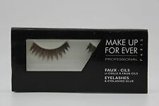 Make Up For Ever Nude Eyelashes & Eyelashes Glue - 158 Monica (SEE DETAILS)