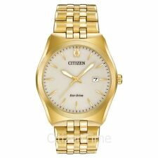 -NEW- Citizen Corso Eco-Drive (Solar) Watch BM7332-53P