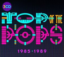 TOP OF THE POPS 1985 - 1989 3 CD SET - NEW RELEASE SEPTEMBER 2016