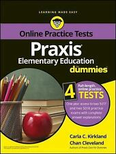 Praxis II Elementary Education for Dummies with Online Practice by Chan...