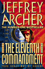Jeffrey Archer The Eleventh Commandment Very Good Book
