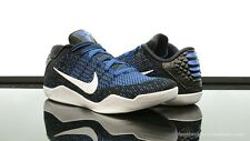 "New! Men Kobe X 11 Elite Low ""Mark Parker"" KD 822675-014 Blue/Black  12"