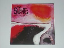 THE SILENTS Flicker And Flames CD EP Aussie Psychedelic Rock