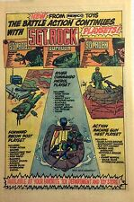 1983 - SGT ROCK PLAYSET PROMO AD