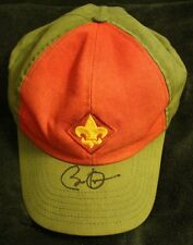 BARACK OBAMA Signed Autographed Authentic Boy Scouts Of America Hat PSA /DNA COA