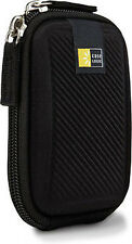 Case Logic ECC-101 Digital Compact Camera Case Black (UK Stock)