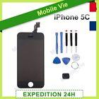 GLASS TOUCH IPHONE 5C SCHWARZ LCD BILDSCHIRM RETINA ORIGINAL AUF KEILRAHMEN+