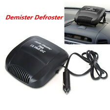 12V Portable Car Heater Fan Ceramic Space Defroster Vehicle Warmer Demister 150W