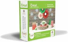 *New* SEASONAL SOIREES 3D Party Decor Cricut Cartridge Factory Sealed Free Ship