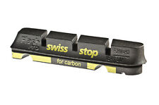 Pattini Freni SwissStop Flash Pro BLACK PRINCE Cerchi Carbon For Shima-Sram/BRAK