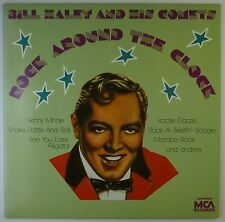 "12"" LP - Bill Haley And His Comets - Rock Around The Clock - k5920"