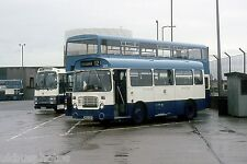 Tayside No.223 Dundee depot 1983 Bus Photo