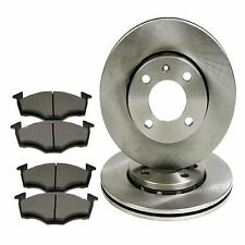 Front Brake Kit Discs & Pads - VW Polo