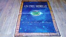 UN DIEU REBELLE  ! affiche cinema
