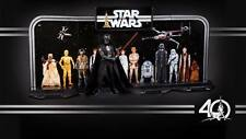 Star Wars Black Series 40th Anniversary Darth Vader Legacy Pack Diorama PREORDER