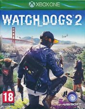 Watch Dogs 2 Xbox One Game BRAND NEW SEALED (REGION FREE)