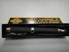 HARLEY DAVIDSON BALL POINT PEN MADE IN FRANCE