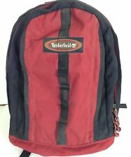 Timberland Backpack Day Pack Red