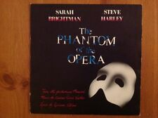 SARAH BRIGHTMAN / 1986 Vinyl 45rpm Single / THE PHANTOM OF THE OPERA