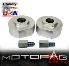 """1981-1996 Ford Bronco 2"""" Front Leveling Lift Kit 4WD PRO BILLET *MADE IN THE USA"""