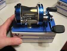 Eagle Claw Fishing Endure Round Baitcasting Casting Reel LB6000L Left Hand