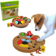 Paw Interactive Dog Toys Pet Cat Puzzle Toy Treat Dispenser for Dog IQ Training