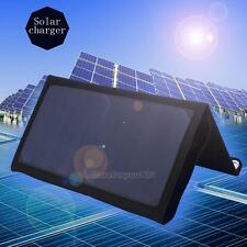 VODOOL 5V 2.33A Foldable Portable Dual USB Sun Power Solar Cell Panel Charger