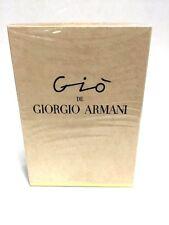 Gio De Giorgio Armani Classic Original Women EDP Spray 3.4 oz NiB Sealed Rare