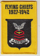 VF-2 BOUNTY HUNTERS THROWBACK FLYING CHIEFS 1927-1942 PATCH