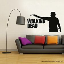 Walking Dead Wall Decal Stickers Decor Modern Stickers Vinyl The Walking Dead